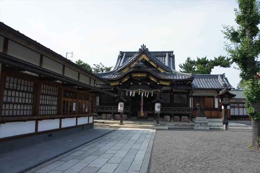 豊国神社メイン画像