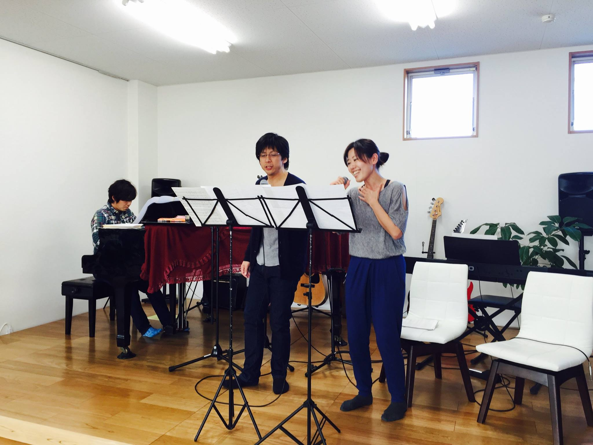 VOCEミュージックスクール・カルチャースクールメイン画像