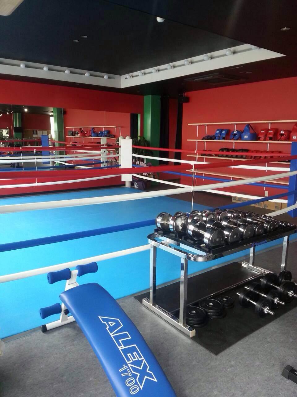 長浜ボクシングジムメイン画像